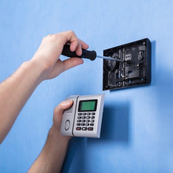 Installation d'une alarme pour sécuriser sa maison